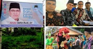 Anda Setia Budi SH saat menghadiri Penilaian Provinsi KAN Koto Nan Ampek, Kamis (26/5/2016).