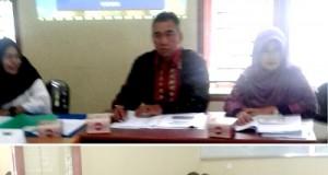 Pelatihan Administrasi Kependudukan di Kelurahan Tigo Koto Dibaruah