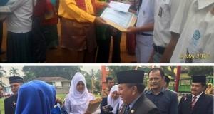 Toko Bunda & Bunda Motor, Peduli Pendidikan Anak Nagari, Bagikan Beasiswa 2016