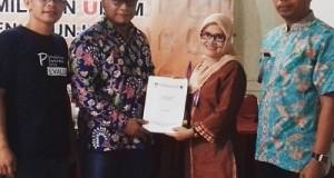 KPU Sijunjung Tata Arsip Pemilu ke Pemilu