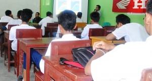 SMKN 1 Suliki, Seminarkan Honda Smart Technology