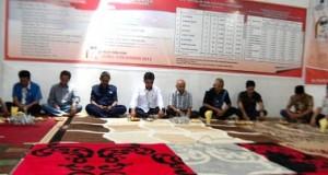 KPU Sijunjung Tahlilan Buat Almarhum Ketua KPU RI