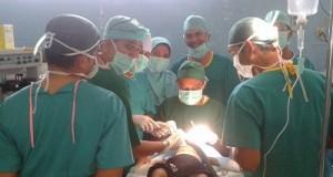 Operasi Bibir Sumbing Gratis di RSUD Adnaan WD