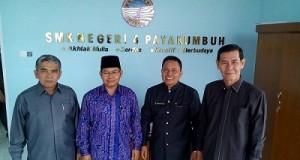 Peninjauan SMKN 4 Payakumbuh oleh Komisi C DPRD Payakumbuh