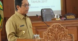 Plt Walikota Payakumbuh H. Priadi Syukur SH. MH