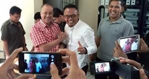 Bakal Calon Ketua Umum KONI Sumbar Handrianto Mendaftar, Siap Majukan Roda Organisasi