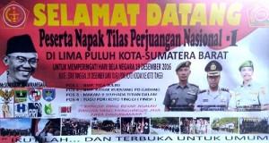 Napak Tilas Perjuangan Nasional I