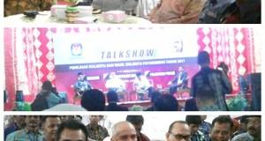 Talkshow KPU Kota Payakumbuh