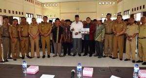Limapuluh Kota Berprestasi, Kabag Kesra Arwital Laporkan Juara LSS
