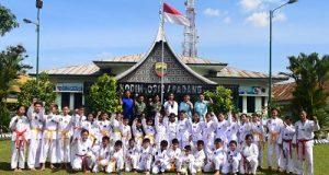 Dojang Kodim 0312 Padang