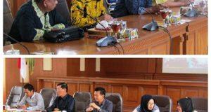 Komisi I DPRD Batang Hari di DPRD Payakumbuh