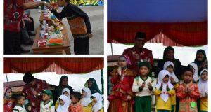 Milad VI SD Muhammadyah Fullday ICM Haji Lukman Harun, Bupati Ajak Bernyanyi