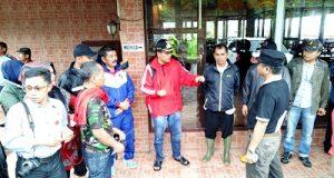 Hujan Lebat Berkepanjangan, Jalan Sumbar-Riau Putus