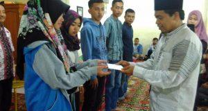 135 Mahasiswa Terima Bantuan Pendidikan Dari Baznas Kota Payakumbuh