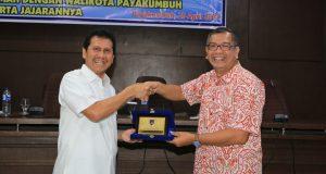 Menpan RB Asman Abnur Ajak Payakumbuh Ciptakan Program Prioritas Untuk Prestasi yang Lebih Baik
