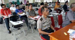 Rapat persiapan penyusunan rencana kontinjensi menghadapai ancaman bencana banjir dan longsor di Kab. Limapuluh Kota