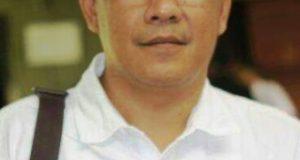 Ketua Komisi I DPRD Limapuluh Kota Riko Febrianto