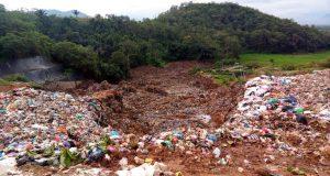 TPA Regional Payakumbuh Longsor, BPBD Harap Warga Tetap Waspada