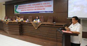 Dukung Pemerintahan Tertib, Bagian Hukum Sosialisasikan Undang-Undang Nomor 30 Tahun 2014