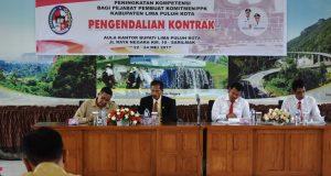 PPK Limapuluh Kota Tingkatkan Kemampuan dan Wawasan