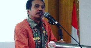 Wakil Rektor I Yuniar Wardi, Jelang Ujian SBMPTN 2017, UNP Adakan Coaching Pengawas