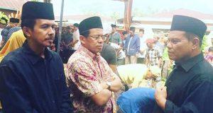 Rektorat UNP Berduka, Wafatnya Prof Rusdi Thaib