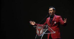Direktur Eksekutif The Yudhoyono Institute (TYI) Agus Harimurti Yudhoyono (AHY)