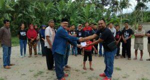 Ikuti Osis Cup Padangpanjang, Edward DF Bantu Pesilat Payakumbuh