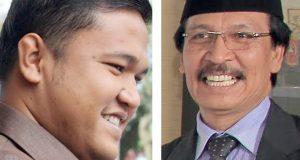 Komisi B - Alex Wijaya dan Aribus Madri